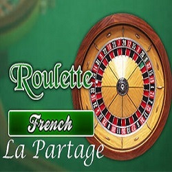 French Roulette La Partage Game